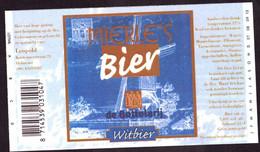 BE - 076 Beer Label - Netherlands 33cl. - Beer