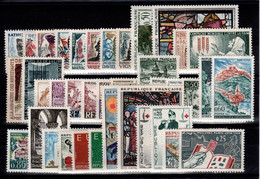Année Complete 1963 N** Cote 34 Euros - 1960-1969