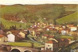 St Cirgues En Montagne Vue Generale - Other Municipalities