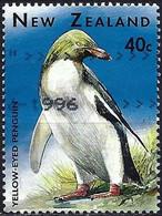 New-Zealand 1996 - Mi 1511 - YT 1455 ( Yellow-eyed Penguin ) - Usati