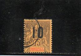 DAHOMEY 1912 O - Used Stamps
