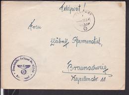 Feldpostbrief Aus Norwegen  , Feldposnummer 42144   ,  1941 - Briefe U. Dokumente