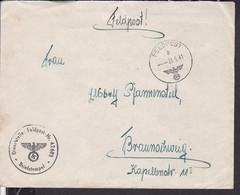 Feldpostbrief Aus Norwegen  , Feldposnummer 42683   ,  1941 - Briefe U. Dokumente