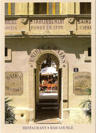 CPM - LES BAINS DE MONTPELLIER - RESTAURANT - BAR LOUNGE - 6 RUE RICHELIEU - Montpellier