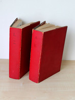 LAROUSSE UNIVERSEL 2 VOLUMES P. AUGE, GILLON, HOLLIER-LAROUSSE, MOREAU 1949 (2202.07) - Encyclopaedia
