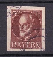 Bayern - 1920 - Michel Nr. 101 B - Gestempelt - Bavaria