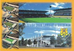GUEUGNON JEAN-LAVILLE STADE STADIUM ESTADIO STADION STADIO - Soccer