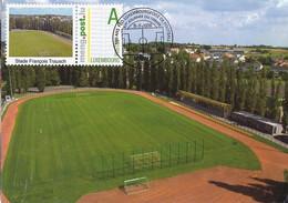 LUXEMBOURG MAMER STADE FRANCOIS TRAUSCH STADIUM ESTADIO STADION STADIO - Soccer