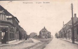 Hoogstraten Hoogstraeten La Gare De Statie ( Station ) - Hoogstraten