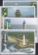 Phare Lighthouse Vuurtoren Leuchttürme Faro Fari SRI LANKA 2018 MAXI CARD - Fari