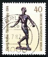 BERLIN 1981 Nr 655 Zentrisch Gestempelt X62127A - Used Stamps
