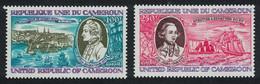 Cameroun 250th Birth Anniversary Of Capt James Cook 2v 1978 MNH SG#835-836 CV£6.85 - Camerun (1960-...)