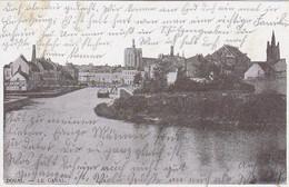 AK Douai - Le Canal - 1916 (55826) - Douai