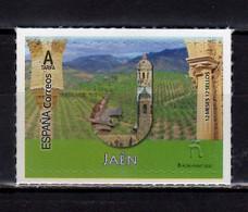 2020 Spain Provinces Jaen Olive Gardens Mogón, Arabic Bath, Sphinx Castulo, Baeza, Cathedral 1v  MNH** MiNr. 5461 - 2011-... Ongebruikt