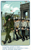 CPA - WW1 WWI Propaganda Propagande - KAISER - A. BERTIGLIA - Umoristica Satirica, Humour Satirique - NV - PV439 - Oorlog 1914-18