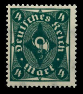 D-REICH INFLA Nr 226b Postfrisch X72430A - Unused Stamps