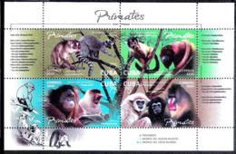 7461  Monkeys - Singes - MNH - Cb - 1,85 - Mono