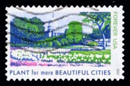 Etats-Unis / United States (Scott No.4716e - Lady Bird [set]) (o) P3 - Gebraucht