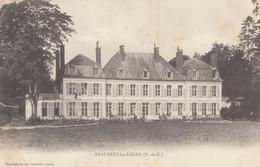 Beaumetz-les-Loges.  Château - Altri Comuni