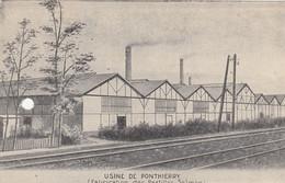 Usine De Ponthierry. Fabrication De Pastilles Salmon - Andere Gemeenten