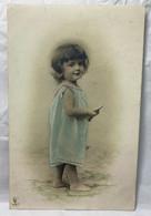 Boy/ Girl, 1905 Used, Children Portraits Postcard - Portraits