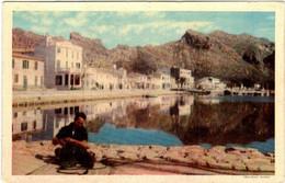 31nst 1902 MALLORCA - PUERTO  DE POLLENSA - Mallorca