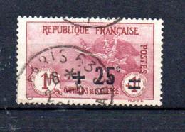 R1-16 France Oblitéré N° 168 à 10 % De La Côte  !!! - Oblitérés