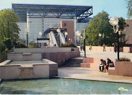 69 - Lyon - Centre D'échange, Gare De Perrache - Vue De La Place Carnot - Lyon 2