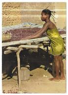 Afrique Travaux D' Afrique Séchage Du Café - Sin Clasificación