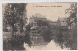 FERRIERE LA PETITE VUE SUR LA SOBRE 1919 TBE - Autres Communes