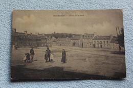 Bourbriac, Le Bas De La Place, Cotes D'Armor 22 - Other Municipalities