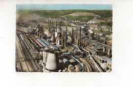 ROMBAS - Usine Sideler   (carte Photo) - Autres Communes