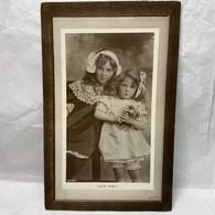 Girl, CISSY AND I, RAPID PHOTO No 5401, Unused, Children Postcard - Scenes & Landscapes