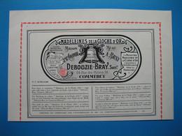 (1924) Madeleines De La Cloche D'Or - DEBOUZIE-BRAY - Rue Des Colins à Commercy - Non Classificati