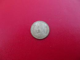 2 Piastres - Farouk Egypte 1937ou 1939ou1942 Argent - Egipto