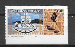 2018 - **MNH - 30 Ans Du Ponant - Adhésif - Unused Stamps