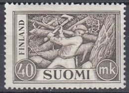 ++M1505. Finland 1952. AFA 413. Michel 406. MNH(**). - Neufs