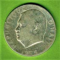 HAÏTI / 50 CENTS / 1975 - Haiti