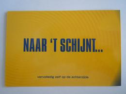 Pub Reclame  Ricard Naar 't Schijnt ... - Boomerang 2004 - Publicidad
