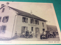 ♥️ DOMFAING.  Café Froment. Café Des Vosges - Altri Comuni