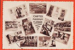 Mar176 ⭐ Peu Commun CASABLANCA Maroc TARIF 1949 Publicité Pour Carte Maximum FLANDRIN 100 Rue GAY-LUSSAC - Casablanca