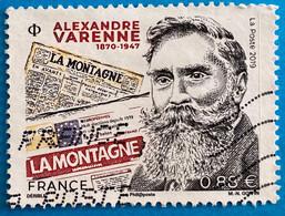 France 2019 : Alexandre Varenne N° 5348 Oblitéré - Usati