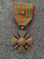 Médaille Croix Militaire Ww1 - Zonder Classificatie