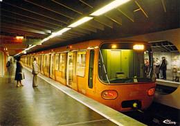 69 - Lyon - Le Métro - Station Bellecour - Lyon 2