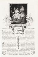 La Vie Et La Mort De L `Aiglon /  Article,  Pris D`un Magazine / 1910/1911 - Unclassified