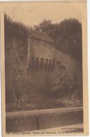 CPA 58 Nièvre - NEVERS - Restes Des Remparts - Nevers