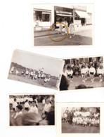Lot De 19 Photos D'une Fête De Gymnastique à HERSTAL / Liège La Préalle 1962 Et 1969 (B247) - Sports