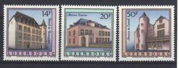 Luxemburg 1993 Architecture Y.T. 1270/1272 ** - Nuovi