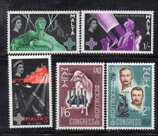 APR1994 - MALTA , Due Serie Integre  **  (2380) - Malta