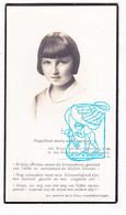 DP Foto - Agnes Sintobin / Yperman 22j. ° Lichtervelde 1912 † 1934 - Devotion Images